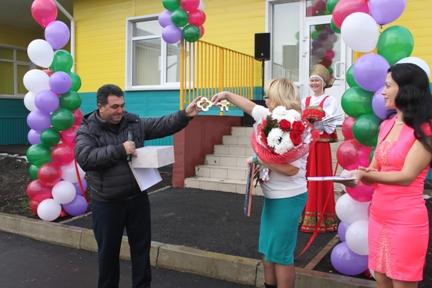 В Иркутской области открылся новый детский сад на 147 мест