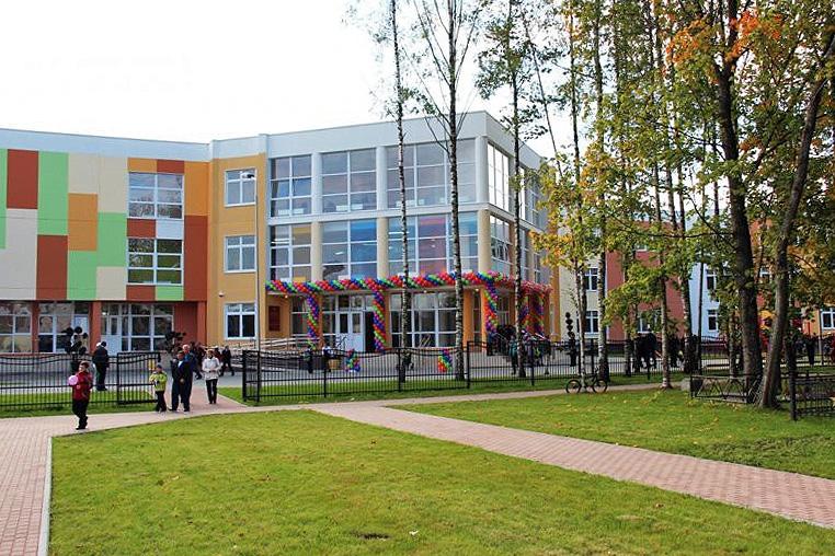 В Полесске (Калининградская область) открыли новую школу