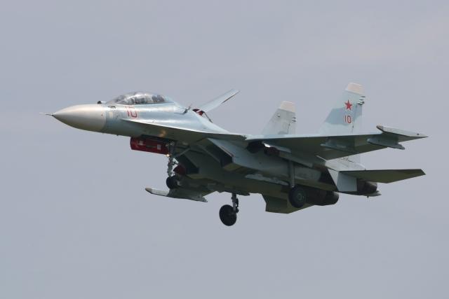 Компания «Сухой» передала Минобороны Су-35С и Су-30М2