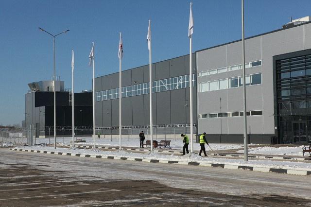 В Рыбинске открыт завод по производству газовых турбин «Русские газовые турбины»