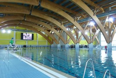 Спортивный комплекс «Жемчужина Югры» открылся в Нефтеюганске