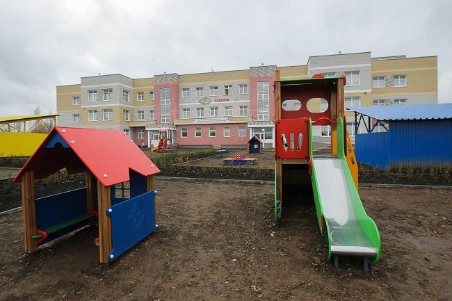 В Невьянске (Свердловская обл.) открыт новый детский сад на триста мест