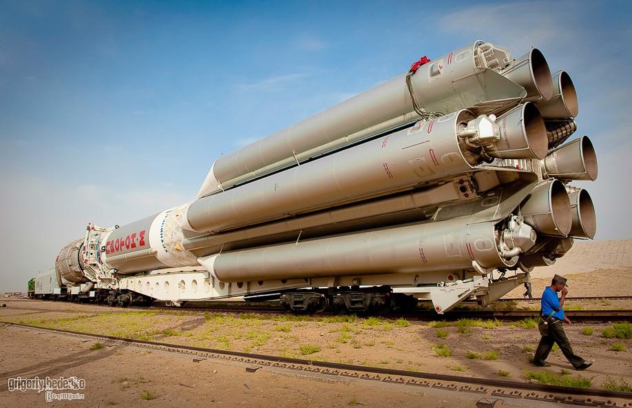 Предприятия «Росэлектроники» разрабатывают систему видеослежения для космодрома «Восточный»