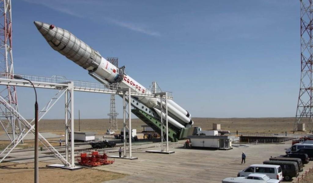 Спутник «Ямал-401» доставлен на Байконур