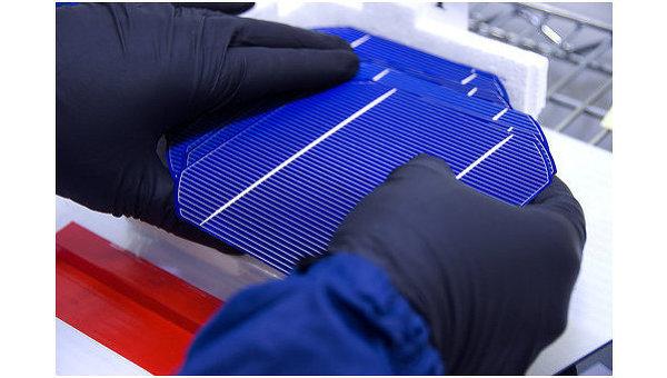 """""""Ростех"""" представил электронную систему охраны на солнечных батареях"""