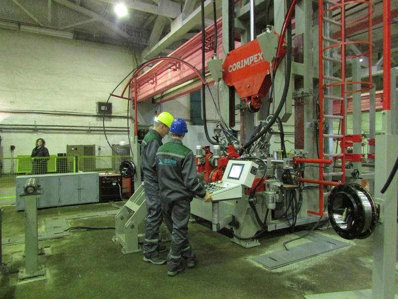 В Рязани открылся завод по производству металлоконструкций