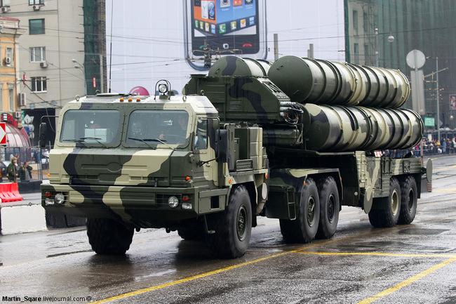 Четвертый полк с С-400 заступил на боевое дежурство под Москвой