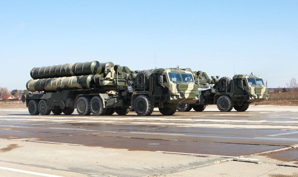 Полковой комплект С-400