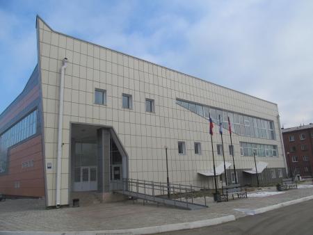 В Иркутске состоялось открытие нового бассейна «Спартак»