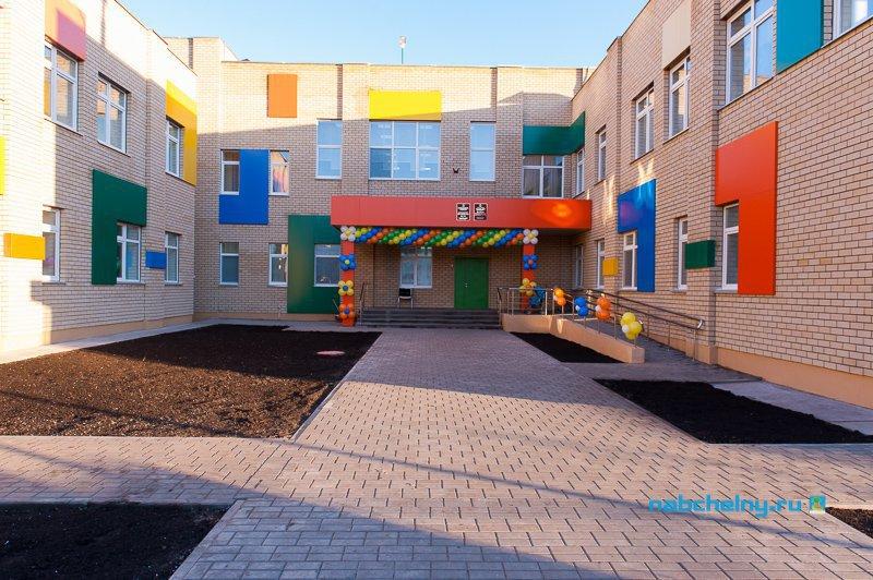 Новый детский сад «Батыр» открылся в Набережных Челнах
