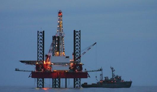 В Атлантическом океане начались испытания российского глубоководного бурового комплекса