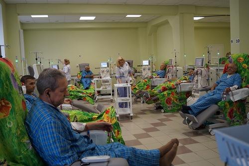 В Алтайском крае открылся новый Центр гемодиализа