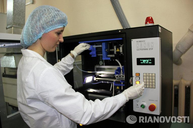 В России открылась лаборатория наноброни