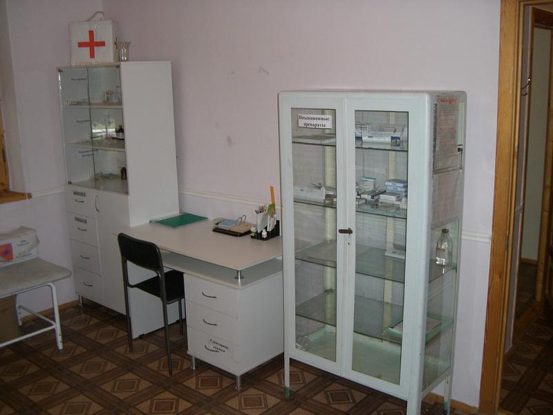 Новый модульный ФАП открылся в Сармановском районе Республики Татарстан