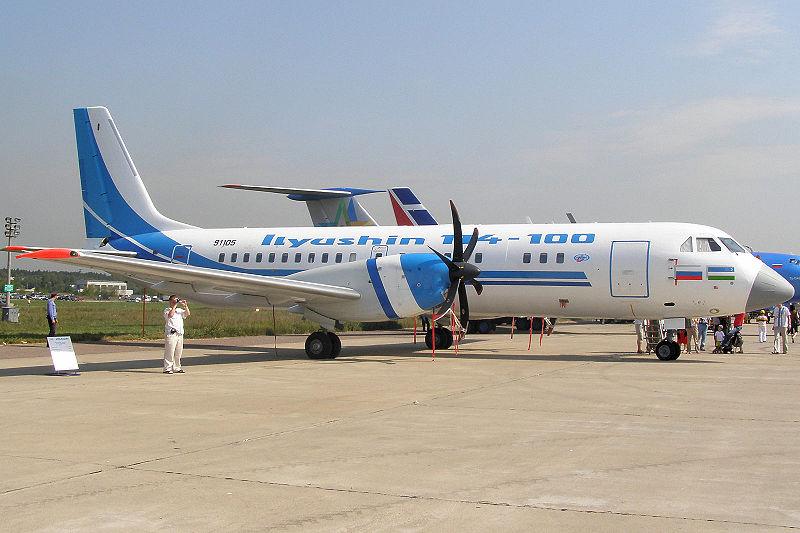 В России начались работы по организации про В России начались работы по организации производства Ил-114изводства Ил-114