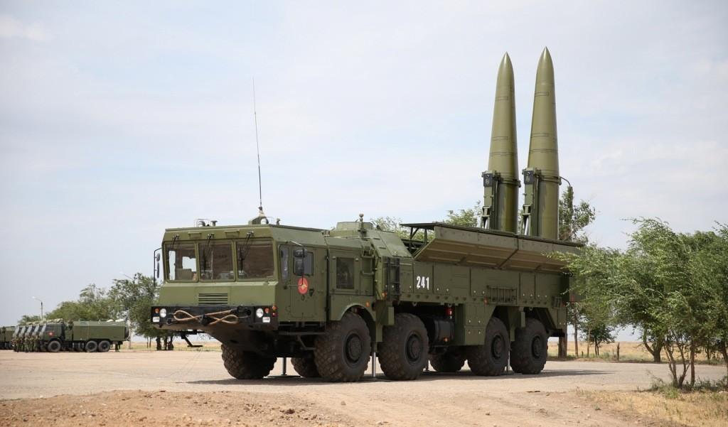 """Четвертый бригадный комплект комплекса """"Искандер-М"""" получили Сухопутные войска России"""