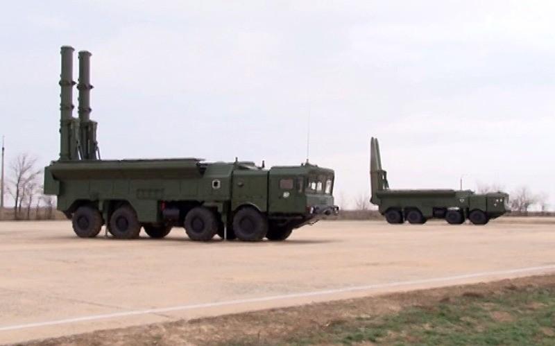 ОТРК с двумя типами ракет: крылатыми и аэроболическими