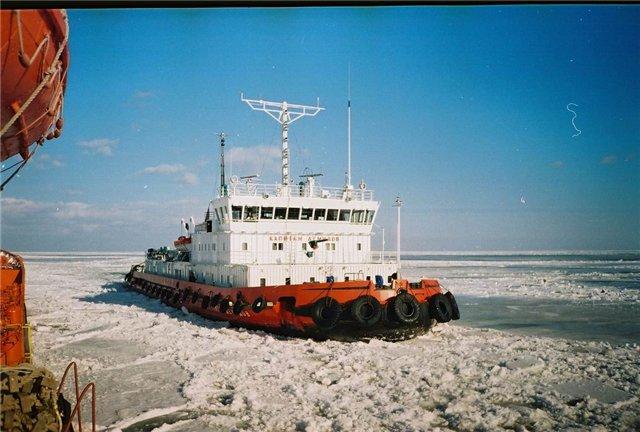Линейные ледоколы Азовского бассейнового филиала ФГУП «Росморпорт» введены в эксплуатацию