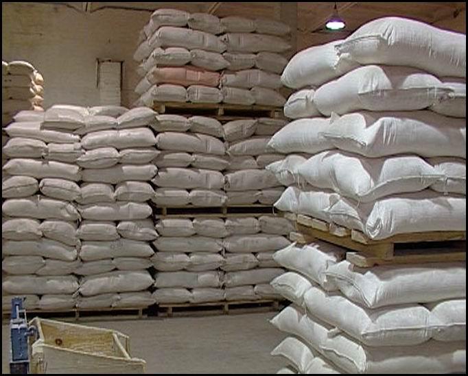 На Алтае открылось новое производство - универсальный крупяной цех мощностью 72 тонны зерна в сутки