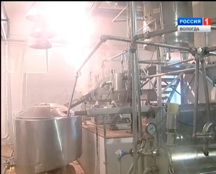 Цех по производству масла открыли в Тотьме