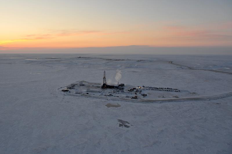 «Газпром нефть» пробурила на Ямале самую длинную горизонтальную скважину