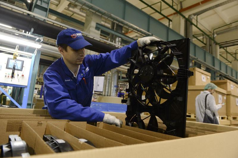 В Ленинградской области состоялось открытие производства автокомпонентов