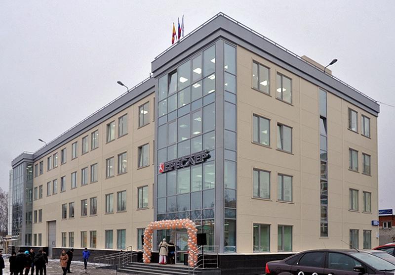 В Чебоксарах открылся новый научно-производственный комплекс ООО «НПП «Бреслер»