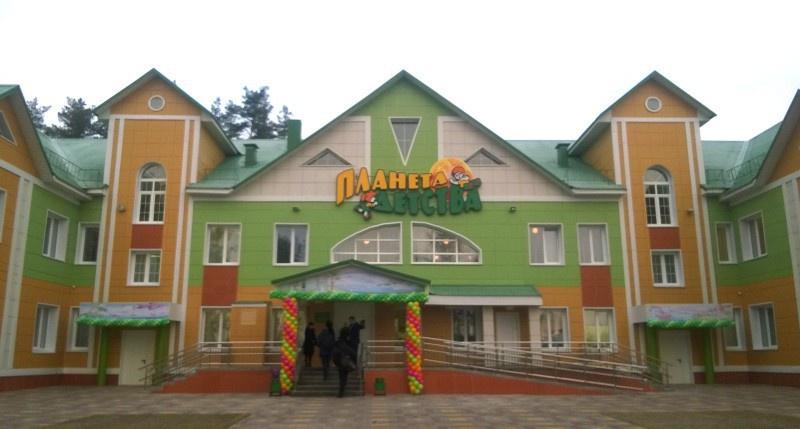 В Тамбовской области состоялось открытие нового детского сада