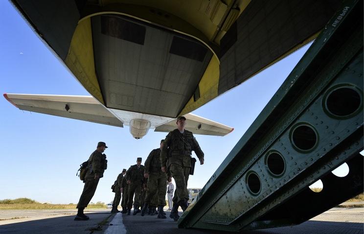 В Рязанской области строят новый полигон для ВВС