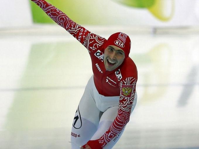 Конькобежец Александр Румянцев – бронзовый призёр Кубка мира