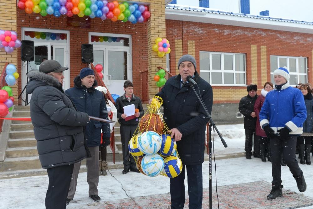 В Удмуртии открыта новая школа