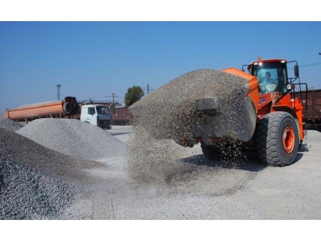 В Забайкалье начал работу комплекс по производству щебня