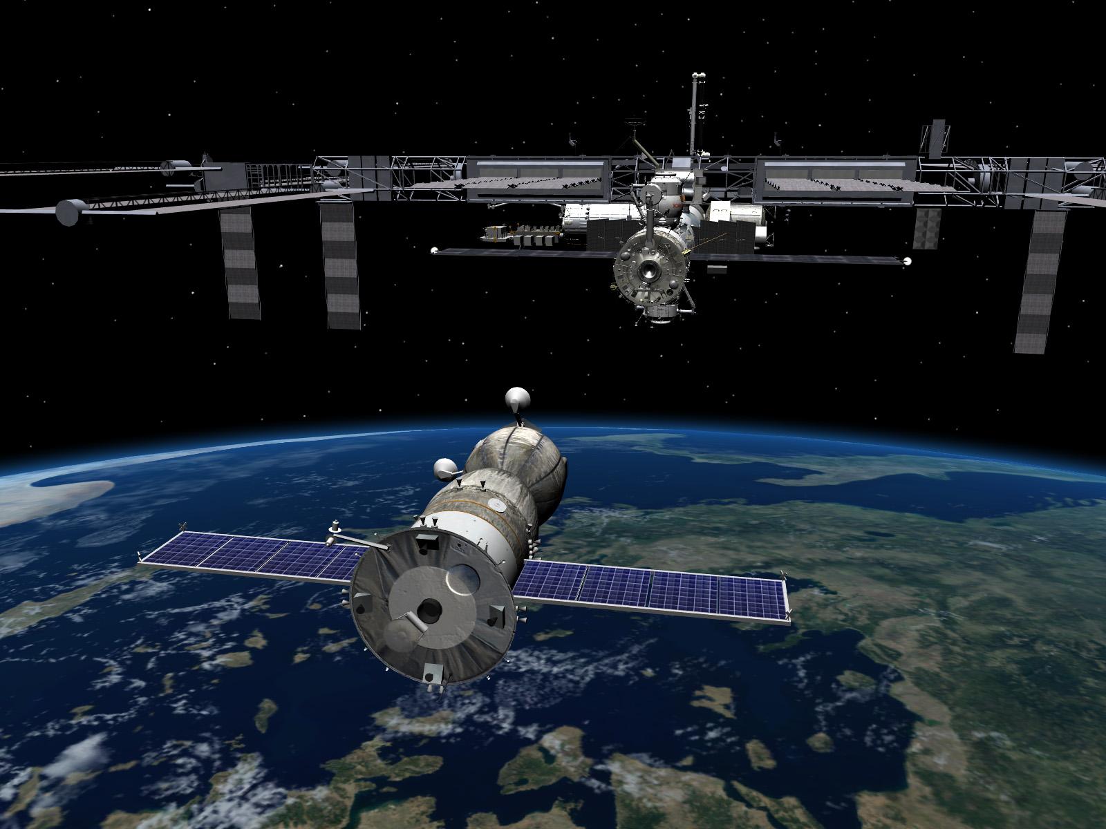 «Союз ТМА-15М», стартовавший к МКС, вышел на расчетную орбиту