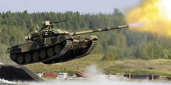 У российских военных в Приднестровье появился новый танкодром