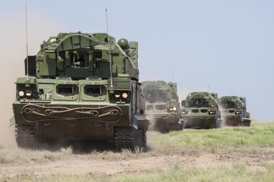 Два зенитных ракетных дивизиона ВВО в Приморье перевооружены на современные ЗРК «Тор-М2У»