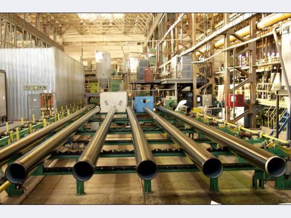 В Сургутском районе Югры запущен завод по антикоррозионной обработке труб