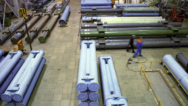 «Машиностроительный завод» изготовил твэлы для ледокола «Арктика»