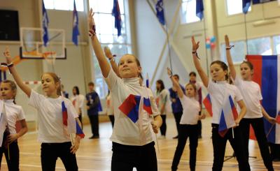 Современный физкультурно-оздоровительный комплекс открылся в Тверской области