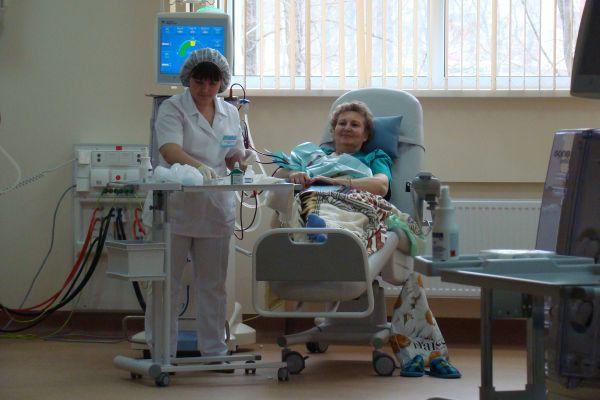 В Ростове открылся центр амбулаторного гемодиализа