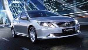 Петербургский завод Toyota запустил производство обновленной Camry