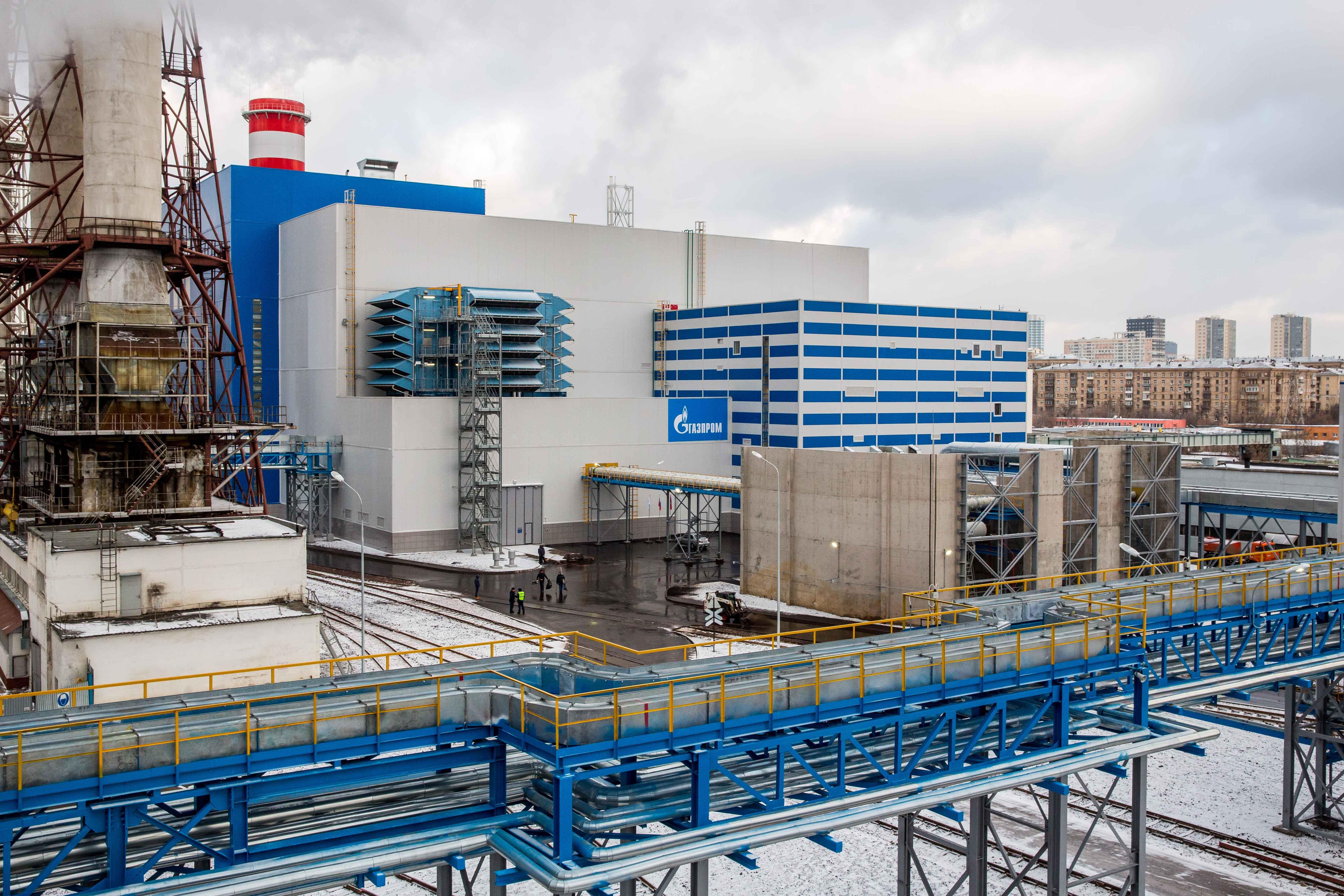 В Москве введен в эксплуатацию новый парогазовый энергоблок