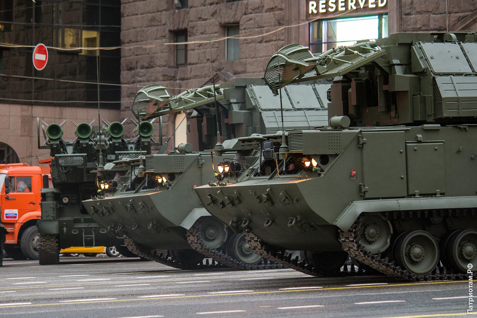 В Вооруженных Силах России отмечается День войсковой ПВО