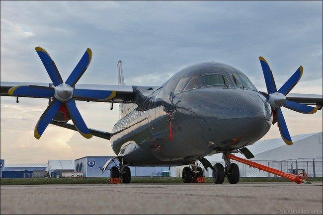 Самарский «Авиакор» передал российским военным Ан-140-100