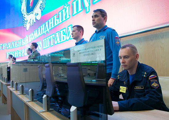 декабря 2014 года на боевое дежурство заступил Национальный центр управления обороной (НЦУО) Российской Федерации