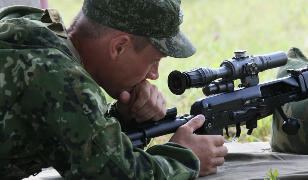 ЦНИИточмаш создает новую снайперскую винтовку