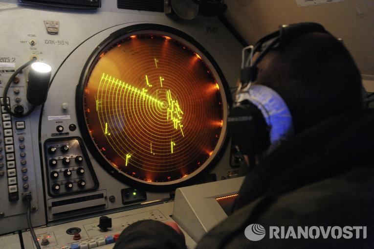 Две дивизии ПВО заступили на боевое дежурство в центре Росcии