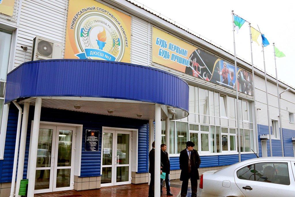 В Сыктывкаре открыт крупнейший на Северо-Западе спорткомплекс единоборств