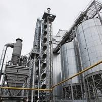 В Липецкой области открылось новое зернохранилище