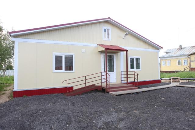В Спасском районе РТ открыли современный ФАП