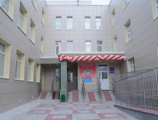 В Новосибирске открыт новый корпус детского сада №508 «Фея»